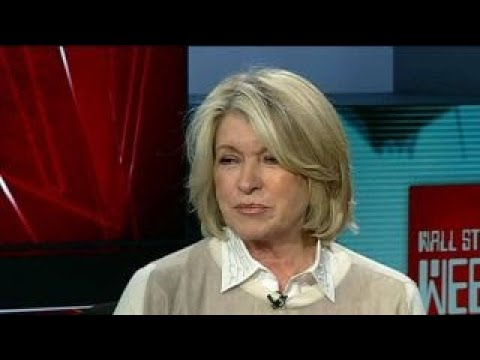 Martha Stewart: US is recapturing some of the manufacturing we lost