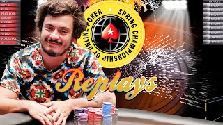 SCOOP 2019 Event #10-H $1,050 with Ramiro Petrone  & theNERDguy Replay Win the Button