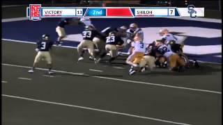 Shiloh - #23 - John Marcus Carruthers - 2yd Rushing TD