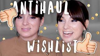 Antihaul + Wishlist Primavera | Qué Compraré Y Qué No