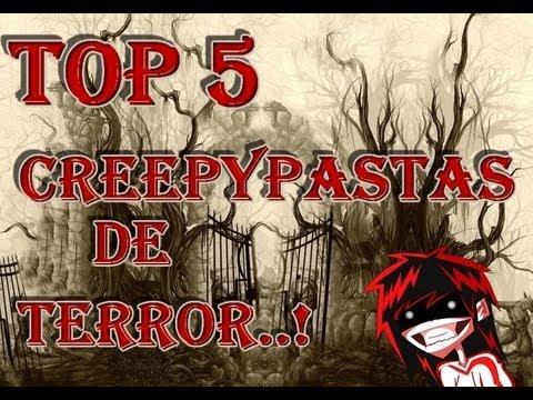 TOP 5 – Las Mejores Creepypastas De Terror [2013] (Terror Psicologico)