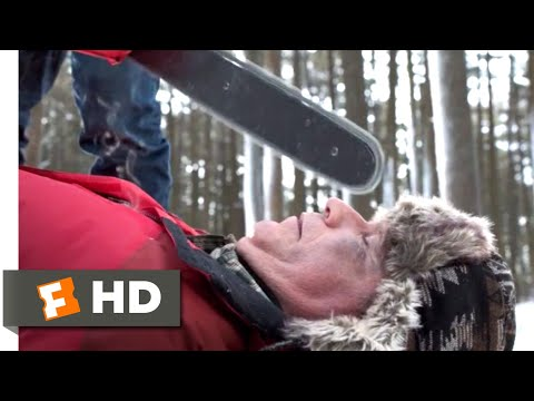 Daddy's Home 2 (2017) - Chopping Down the Tree Scene (4/10) | Movieclips