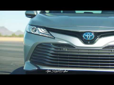 Toyota Camry Hybrid Седан класса D - рекламное видео 1