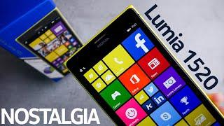 Nokia Lumia 1520 in 2021 | The PERFECT Lumia from 2013!
