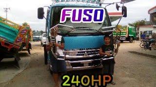 อัพเดทรถดั้มFUSO ไปถึงไหนแล้ว??? dump truck