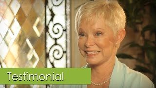 Martha Speaks About Her Facelift, Browlift and Chin Implant Performed By Dr. Ross Clevens
