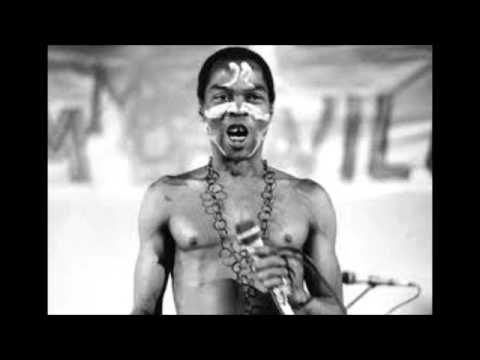 Fela Kuti – The Greatest Hits