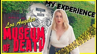 MUSEUM OF DEATH Hollywood: Is It Worth The Visit??