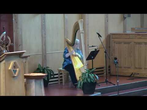 FUS Musicale: Linda Warren, harp (2020-04-10)