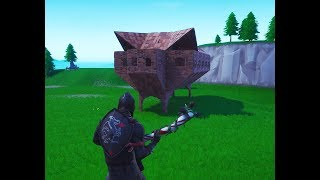 How To Build A Pig In Fortnite!