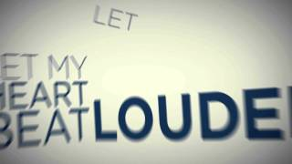 "Charice   ""Louder"" Official Lyric Video"