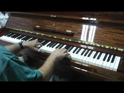 0 - Amazingly beautiful looking and sounding Steinway upright  grand piano. MODEL V