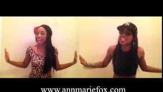 The Boys (Nicki Minaj Ft. Cassie)  RedFox Ft. AnnMarie Fox   Cover (Explicit)
