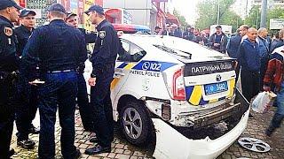 Почему в Украине плохие полицейские