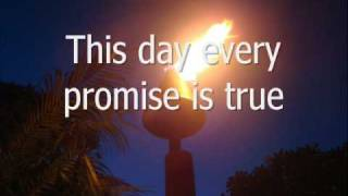 Steven Curtis Chapman- This Day (Lyrics)