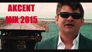 "Video thumbnail of ""Akcent - Mix Nowości 2015 (część 1/3)"""