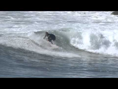 Good Woodz Alaia Surfing