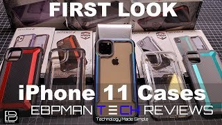 First look Apple iPhone 11 Pro Max Cases from Xdoria