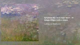 Symphony no. 1 in C major, Op. 21