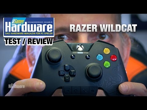 Razer Wildcat Test / Review - Edel-Gamepad für PC und Xbox One