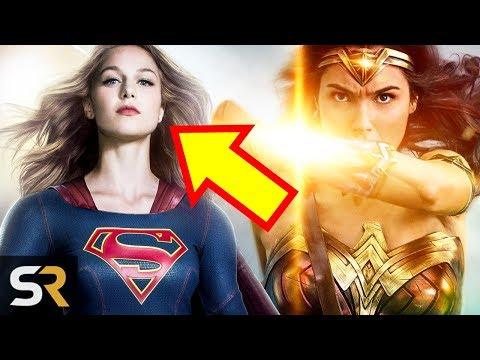 5 Supergirl Movie Rumors We Hope Are True