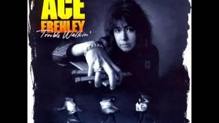 Ace Frehley - Back To School - Trouble Walkin'