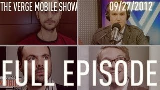 The Verge Mobile Show 018 - September 26th, 2012 thumbnail