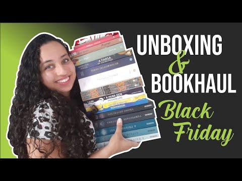 Unboxing & Bookhaul da Black Friday Submarino ? Parte 3 | Karina Nascimento | Paraíso dos Livros