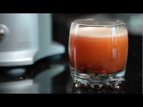 Video Breville -- Health Full Life™ Tropical Glow Juice Series: Tropical Punch Juice Recipe