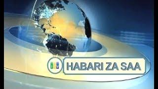 FUATILIA #MUBASHARA HABARI ZA SAA AGOSTI 21...SAA SABA NA DAKIKA 55.