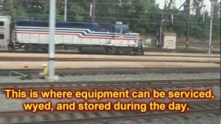 preview picture of video 'Washington, DC to Chicago, IL on Amtrak's Capitol Limited'
