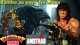 2019-11-30 Rambo au pays des aliens – Victory Road (Ikari Warriors 2) sur Amstrad CPC
