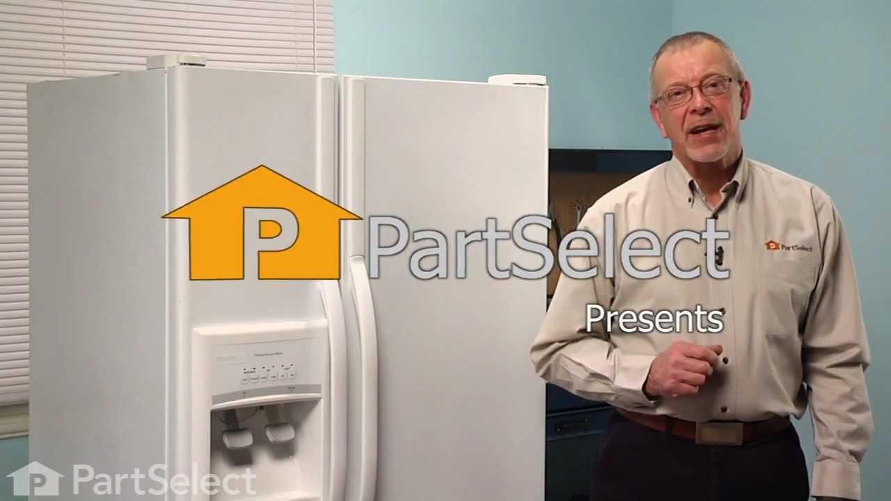 Replacing your Whirlpool Refrigerator Cap, Water Filter (Black)