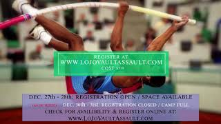 2017 LoJo Vault Assault Indoor Pole Vault Camp