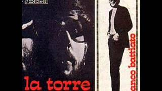 """La Torre - Franco Battiato - single """"La torre / Le reazioni"""", 1967"""