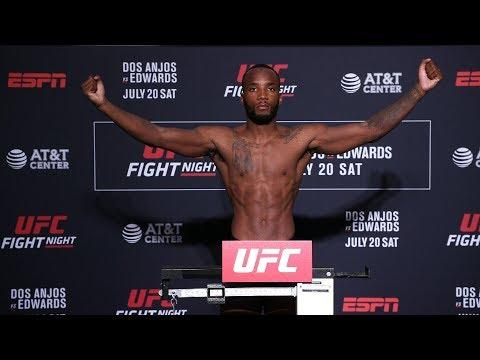 Les résultats de la pesée de l'UFC San Antonio + vidéo