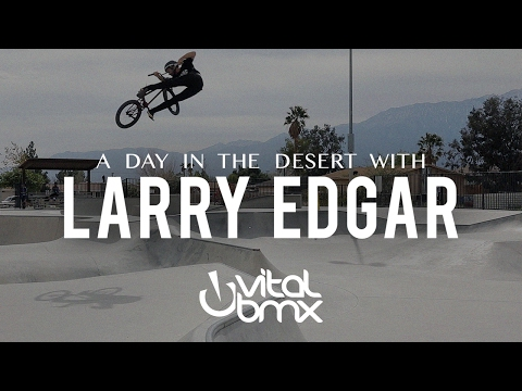 Larry Edgar - A Day in the Desert