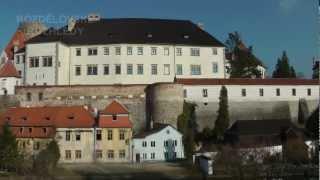 preview picture of video 'Město, hrad a zámek Jindřichův Hradec'