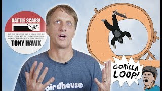 The Worst Injuries Of Tony Hawk's Career   Battle Scars