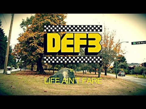 "Def3 - ""Life Ain't Fare"" (Prod. Lokeynote) **Official Video**"