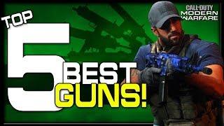 Top 5 Best Guns in Modern Warfare (+4 Underrated Ones!)