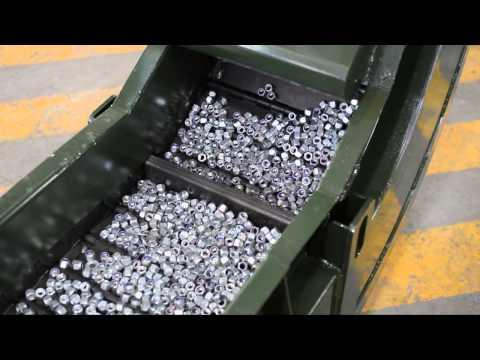 Equipo transportador a tablillas abisagradas - POCH