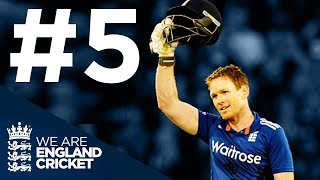 Morgan Stars In Remarkable Run Chase! | England vs New Zealand - Trent Bridge 2015 | #5