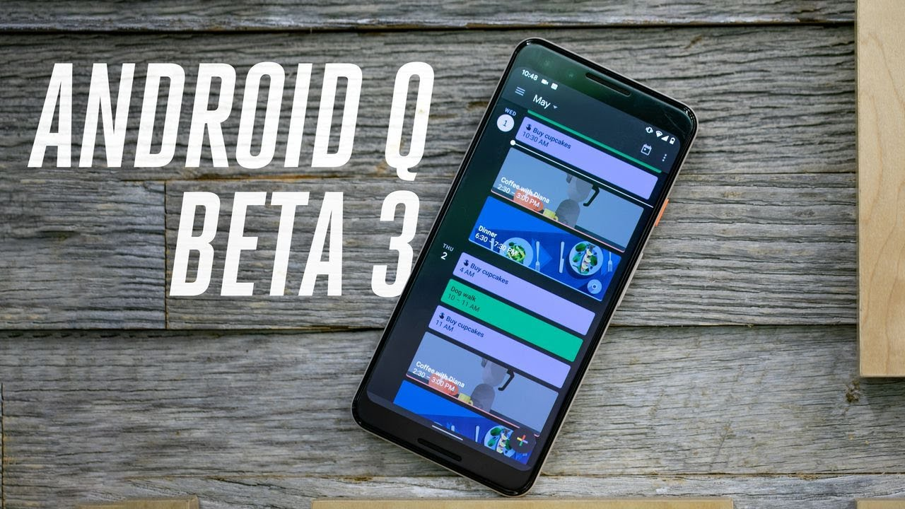 Android Q: exclusive hands-on with the new features thumbnail