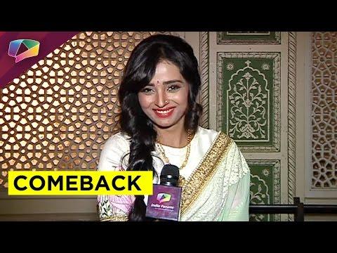 Parul Chauhan on her comeback with Yeh Rishta Kya Kehlata