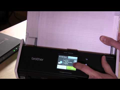 Brother ADS1500W Compact Color Desktop Duplex Scanner Review