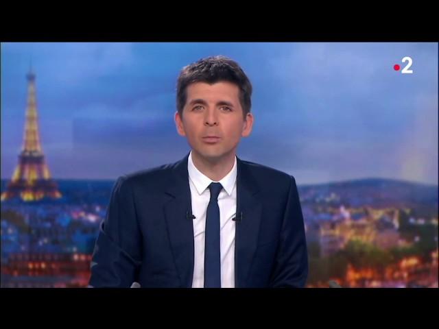 JT France 2 : Reportage sur les Routes Départementales de l'Oise