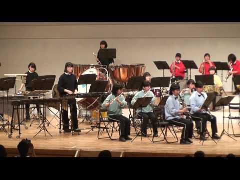 広島市立古田中学校 第10回春季演奏会 第2部企画ステージ「音楽の翼で」フルバージョン