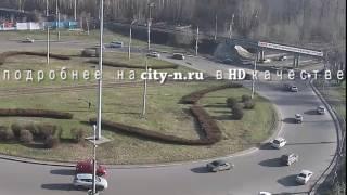 В Новокузнецке ежедневно случаются ДТП на кольцах