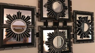 Diy Mirrored Wall Decor Free Online Videos Best Movies Tv Shows
